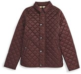 Burberry Boy's 'Luke' Quilted Jacket