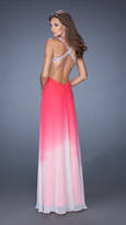 La Femme Prom Dress 19709
