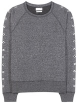 Rag & Bone Classic cotton-blend sweatshirt