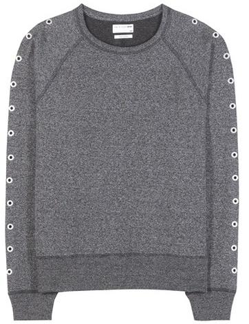 Rag & Bone Classic cotton-blend sweatshirt