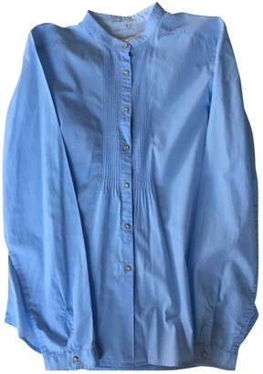 Levi's Made & Crafted Blue Cotton Top for Women
