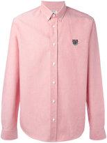 Kenzo Mini Tiger button down shirt - men - Cotton - S