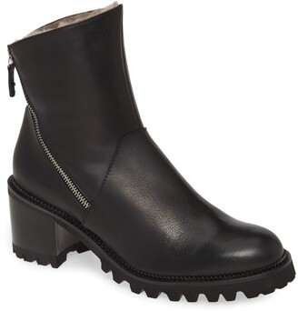 Ron White Wilandy Genuine Shearling Lined Weatherproof Bootie