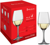 Spiegelau Wine Lovers Set of 4 White Wine Glasses