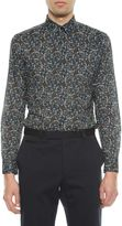 Fendi Printed Long Sleeves Shirt