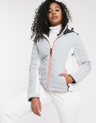 Dare 2b Dare2b Simpatico jacket in grey