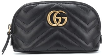 Gucci GG Marmont Small leather cosmetics case