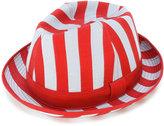 Comme des Garcons striped hat