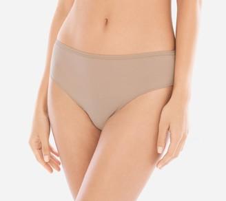 Soma Intimates Soma Set of 4 Vanishing Edge Microfiber Hipster Panties