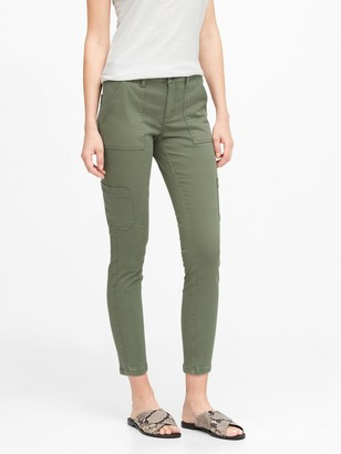 Banana Republic Sloan Skinny-Fit Cargo Chino Pant