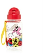 Babymel Storsak Zip & Zoe Kids Drinking Bottle with Straw