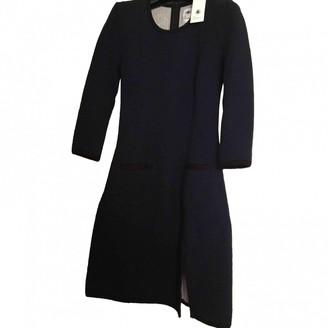 Petit Bateau Navy Cotton Dress for Women