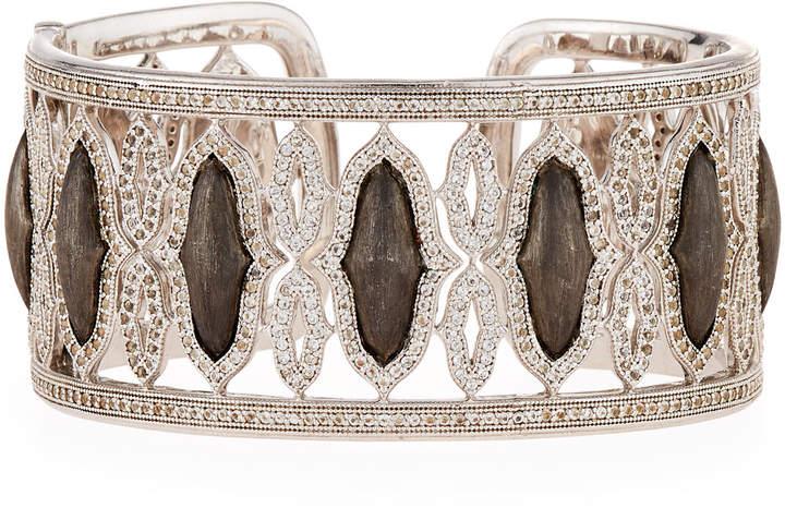 Jude Frances Soho Genova Wide Cuff Bracelet