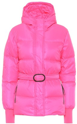 Kenzo Belted puffer jacket