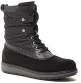 Tommy Hilfiger Quilted Suede Boot