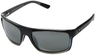 Maui Jim Byron Bay (Marlin/Neutral Grey) Athletic Performance Sport Sunglasses