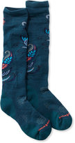 L.L. Bean SmartWool PhD Ski Socks, Medium Pattern