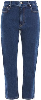Joseph Kemp Cropped Boyfriend Jeans