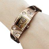 Next Women's Bracelet Style Analog Quartz Metal Watch WTH1028