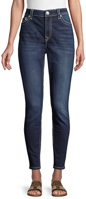 True Religion Jennie High-Rise Big T Curvy Skinny Jeans