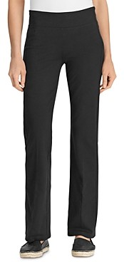 Ralph Lauren Ralph Straight-Leg Yoga Pants