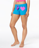 Betsey Johnson xox Trolls Cozy Sweater Shorts, Only at Macy's