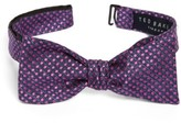 Ted Baker Men's Tussah Party Dot Silk Bow Tie