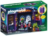 Playmobil Haunted House Play Box Playset - 5638