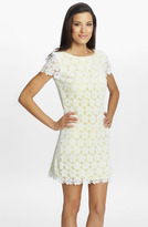 Cynthia Steffe 'Reese' Cotton Lace Shift Dress