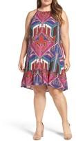 Tart Plus Size Women's Angelica A-Line Shift Dress