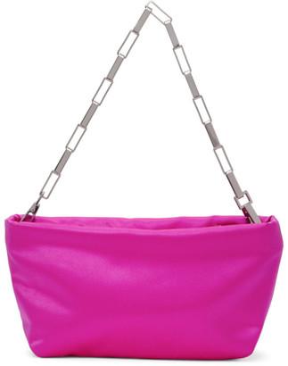 ATTICO Pink Mini Wynona Pouch Bag