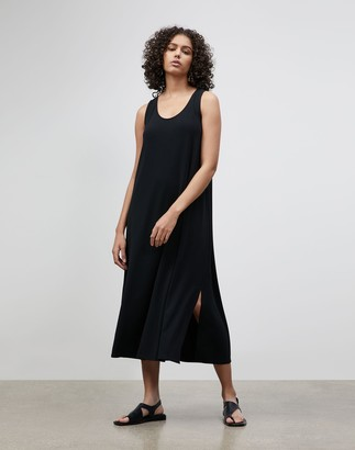 Lafayette 148 New York Luna Dress In Midweight Matte Jersey