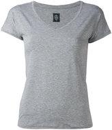 Eleventy V-neck T-shirt - women - Spandex/Elastane/Modal - S