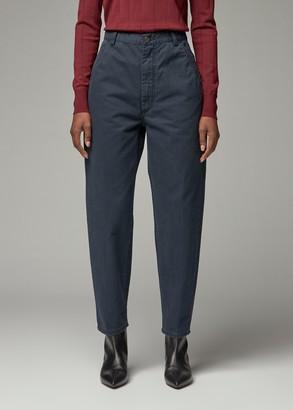 Rachel Comey Women's Pseudo Pant in Navy Size 0 100% Cotton