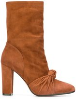 Jean-Michel Cazabat front knot high boots