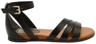 GUESS Cocco Black Sandal