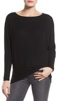 Gibson Women's Dolman Sleeve Fleece Top
