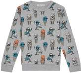 Stella McCartney Biz Monster Ice Cream Sweater