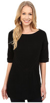 Calvin Klein Jeans Traveling Cable Short Sleeve Tunic