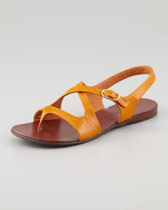 Chie Mihara Pricipe Flat Sandal