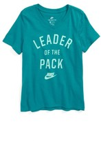 Nike Girl's Leader Of The Pack Tee