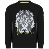 Billionaire BillionaireBoys Black Lordy Ors Sweater