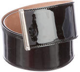Alexander McQueen Wide Waist Belt