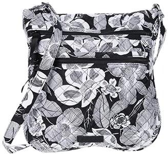 Vera Bradley Triple Zip Hipster (Bedford Blooms) Handbags