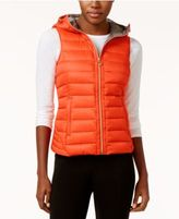 MICHAEL Michael Kors Packable Down Puffer Vest