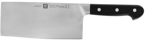 Zwilling J.A. Henckels Pro Chinese Chef's Knife/Vegetable Cleaver, 7-inch