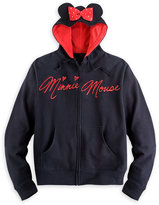 Disney Minnie Mouse Hoodie with Ears for Women