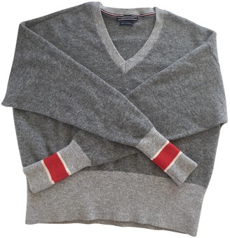 Tommy Hilfiger Grey Cashmere Knitwear for Women