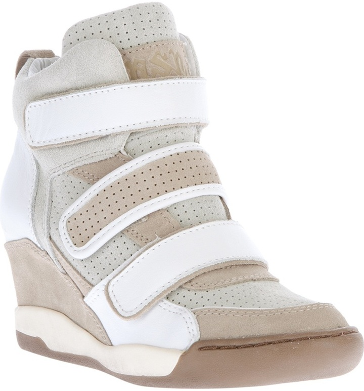Ash 'Alex' wedge trainer