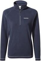 Thumbnail for your product : Craghoppers Miska Half Zip Fleece Top - Navy